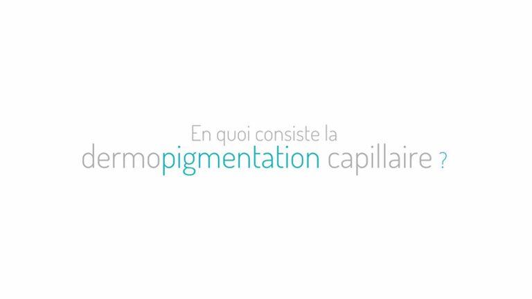 Dermopigmentation pour la calvitie