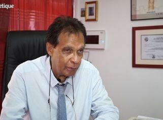 Dr. Fred Henry- Centre ESTHEMINS